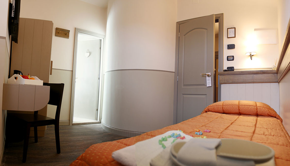Hotel Norcia camera singola